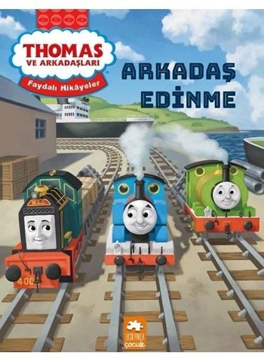 Morhipo kitap Thomas ve Arkadaşları - Arkadaş Edinme Renkli